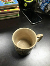 Load image into Gallery viewer, Vintage WWl Salt Glaze Mug -2351