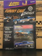 Load image into Gallery viewer, 1/64 Johnny Lightning Funny Car Legends Don Schumacher Stardust 3225