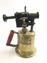 Load image into Gallery viewer, Antique Clayton & Lambert MFG Dearborn, Mich. Brass Blow Torch 4802