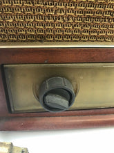 Load image into Gallery viewer, Vintage Zenith Long Distance Tube Radio S-52224 1940s/1950s W/ Phono Input-5266