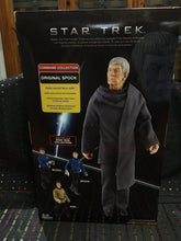 Load image into Gallery viewer, 12 inch Star Trek Original Spock action figure Command Collection 2009 Playmates