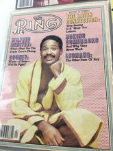 Load image into Gallery viewer, Assorted Lot Of 5 Vintage Boxing Magazines-1982-90MINT-5511