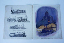 Load image into Gallery viewer, Art Railroad book - Lot 1725