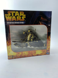 Star Wars Corporate Alliance Droid Model Building Kit 2005 ERTL AMT