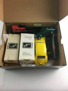 Assortment Of Model Cars And Trains-4415