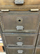 Load image into Gallery viewer, Antique 1800's Beaver Falls,PA 30 Slot Post Office Box