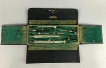 Load image into Gallery viewer, VINTAGE BK ELLIOT CO PITTSBURGH PA DRAFTING TOOL SET - LOT 3480