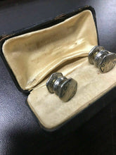 Load image into Gallery viewer, Pair Of Sterling Silver Cufflinks