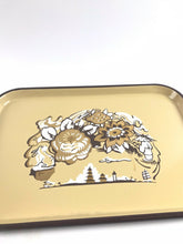 Load image into Gallery viewer, Antique Porcelain Enamel ING-RICH Tray- Beaver Falls,PA5263