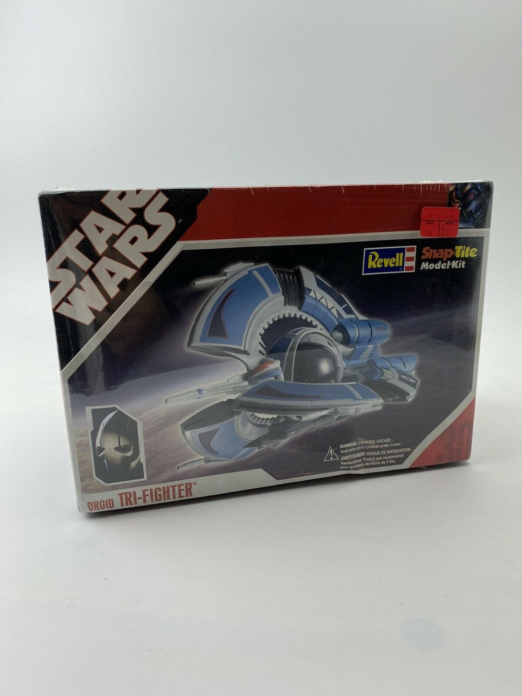 Revell Snaptite Star Wars Droid Tri-Fighter 85185220100 New Factory Sealed