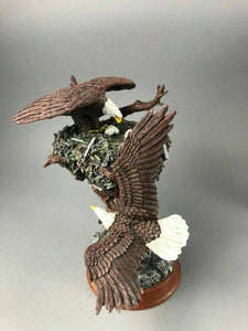 "PROTECTORS OF THE NEST COLLECTION ""WINGED GUARDIANS"" - LOT 2765"