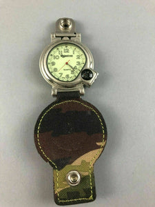 5pc MILITARY WRIST AND POCKET WATCH LOT - LOT 3522