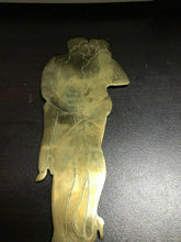 Load image into Gallery viewer, Brass Envelope Opener Of Man&Woman- 2361