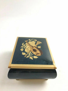 Vintage Swiss Made Unchained Melody No.6255 Music Box- 4799