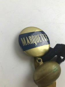 Vintage Marquette Football Pin-3575