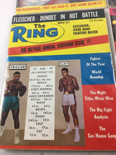 Load image into Gallery viewer, Assorted Lot Of 5 Vintage Boxing Magazines-1971 MINT-5482