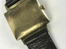 Load image into Gallery viewer, Vintage Gents Wittnauer 10 KT Yellow Gold Filled Wrist Watch 1950's 9WN #1595