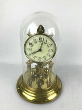 Load image into Gallery viewer, Hall Craft Corp. Anniversary Dome Clock German for Parts or Repair #1612