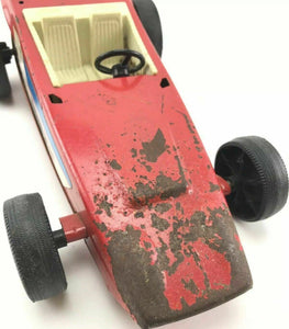 Vintage Collectible Grand Prix Special Race Car Toy - lot 3408