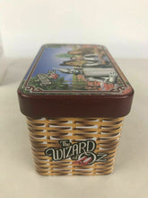 Load image into Gallery viewer, Avon Wizard of Oz 2008 Collectors Watch in Tin Basket - lot 2583