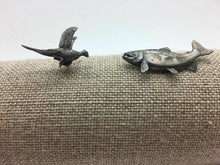 Load image into Gallery viewer, (2) SID BELL PEWTER/STERLING PINS - LOT 4149R
