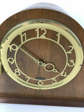 Load image into Gallery viewer, VINTAGE SETH THOMAS MEDBURY - 4E ELECTRIC MANTEL SHELF CLOCK #1486