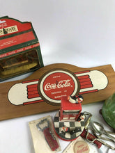 Load image into Gallery viewer, Assorted Lot Of Coca-Cola Collectibles & Memorabillia- 4808