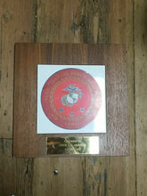 Load image into Gallery viewer, FLEET MARINE FORCE ATLANTIC AIR LAND SEA WALL PLAQUE - LOT 4125R