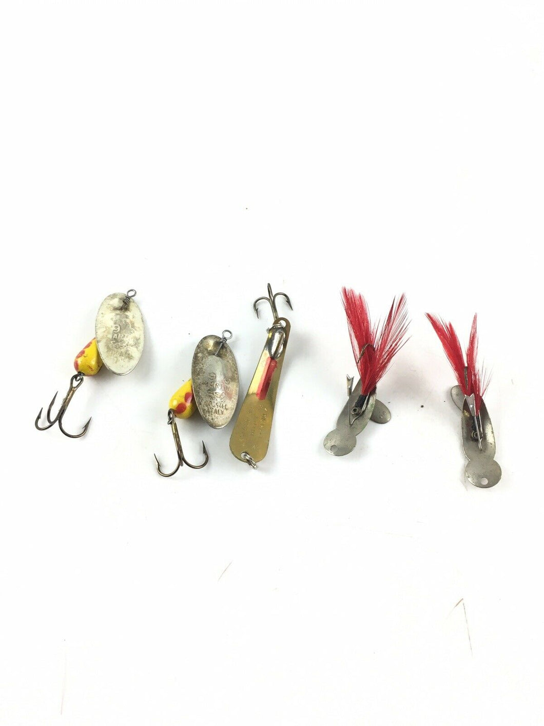Vintage Fishing Lures Lot Of 5437