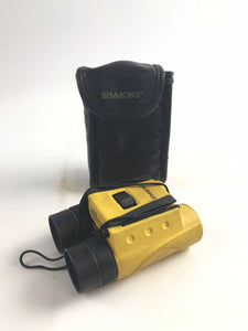 Vintage Simmons 8 X 25 Waterproof Fog Proof Binoculars- 5691