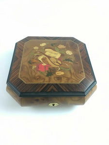 Vintage REUGE Music Box (TESTED WORKS) - Lot 3922