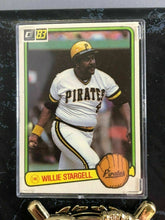 Load image into Gallery viewer, PITTSBURGH PIRATES WILLIE STARGELL COMMEMORATIVE PLAQUE - LOT 3449