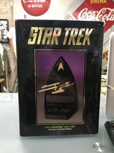 Load image into Gallery viewer, Signed Star Trek U.S.S. Enterprise NCC-1701 W/ Box-8134