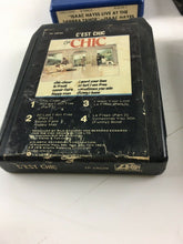 Load image into Gallery viewer, Vintage 8-track Tapes: C'est Chic, Motown, 5th Dimension, Isaac Hayes Etc..5654