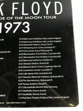 Load image into Gallery viewer, Pink Floyd The Dark Side Of The Moon Tour 1973 Tin Sign-4800