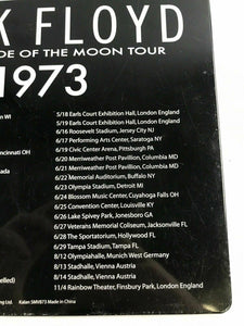Pink Floyd The Dark Side Of The Moon Tour 1973 Tin Sign-4800