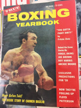 Load image into Gallery viewer, Assorted Lot Of 5 Vintage Boxing Magazines-1958-74 MINT-5479