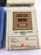 Load image into Gallery viewer, Vintage 8-track Tapes: Barry Manilow, James Gang, Grease, Waylon Etc.. 5666