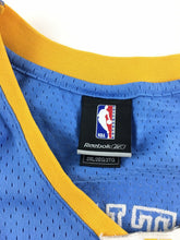 Load image into Gallery viewer, Denver Nuggets Carmelo Anthony #15 Jersey Men's Sz.2XL Reebok NBA Baby Blue 4969