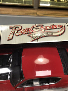 1970 AMC Rebel Red 1:18 Road Legends YatMing 92778- 3213
