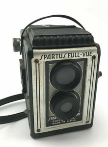 (4) Vintage Cameras Argus, Spartus, Minolta, And Brownie Reflex - lot 3406