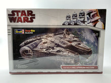 Load image into Gallery viewer, Revell Model Kit Star Wars Han Solo's Millennium Falcon 2008 NEW Sealed Box