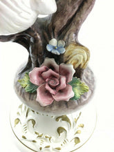 Load image into Gallery viewer, Vintage Capodimonte Porcelain Doves - Lot 3320