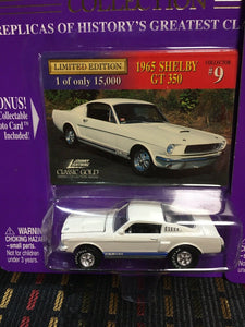 Johnny Lightning Classic Gold Collection Lot Of 2