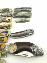Load image into Gallery viewer, Assorted Lot of (25) Pocket Knives- 3706