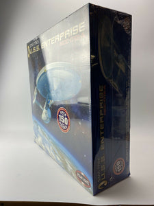 Polar Lights 1/350 Scale U.S.S. Enterprise NCC-1701-A + Aztek Dummy Paint Masks