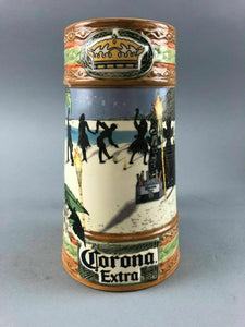 "2005 CORONA EXTRA COLLECTOR'S STEIN ""CORONA TIKI LOUNGE"" - LOT 3455"