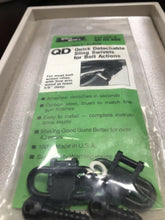 "Load image into Gallery viewer, UNCLE MIKES 1311-2 SLING SWIVELS QD 115 RGS For 1"" Slings for bolt actions-5802"