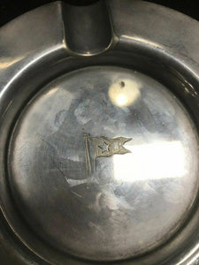 Vintage White Star Line Elkington Silver Ashtray 4471