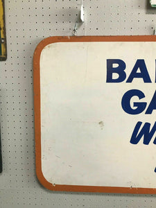 Vintage Bargains Galore! Why Pay More? Double Sided Sign